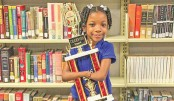 This 7-year-old girl without hands won a handwriting competition