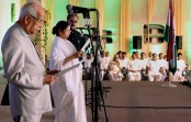 Mamata sworn in West Bengal CM