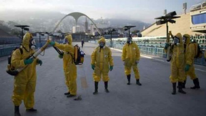Zika crisis: WHO seeks to allay fears over Rio Olympics