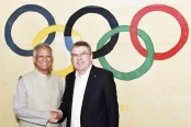PROFESSOR YUNUS TO BE HONORED AS OLYMPIC TORCHBEARER AT THE OPENING OF OLYMPIC GAMES IN RIO