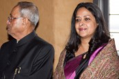 Indian President's daughter faces online harassment