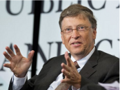 Bill Gates warns tens of millions could be killed by bio-terrorism