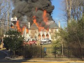 No injuries reported in Va. house fire