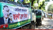 Police again halt BNP relief convoy